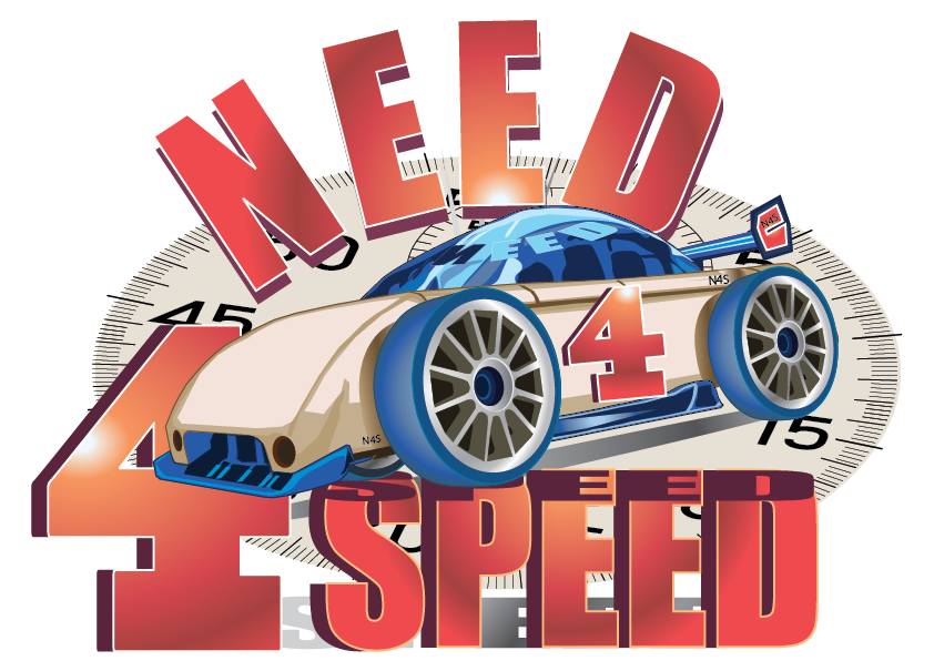 Need 4 Speed Logo
