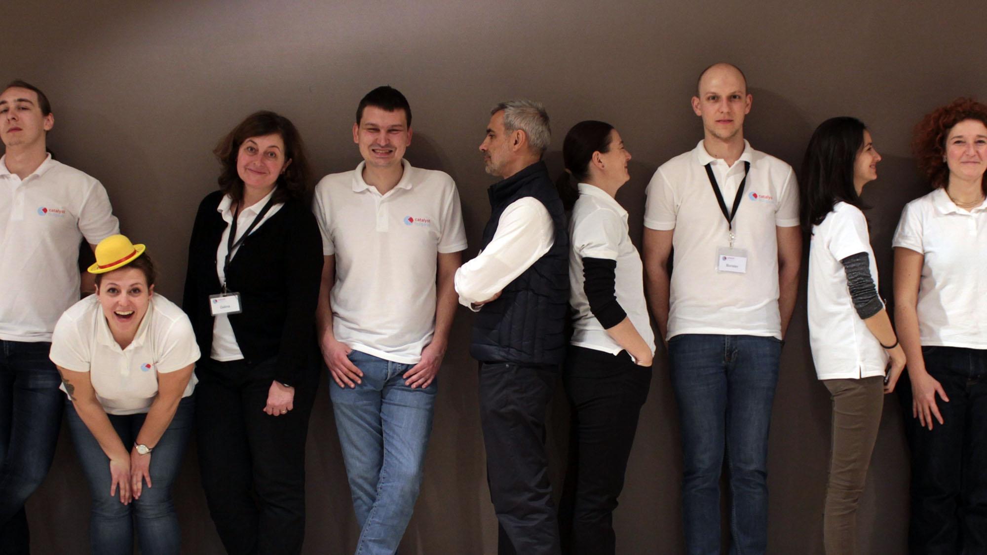 Catalyst Bulgaria team