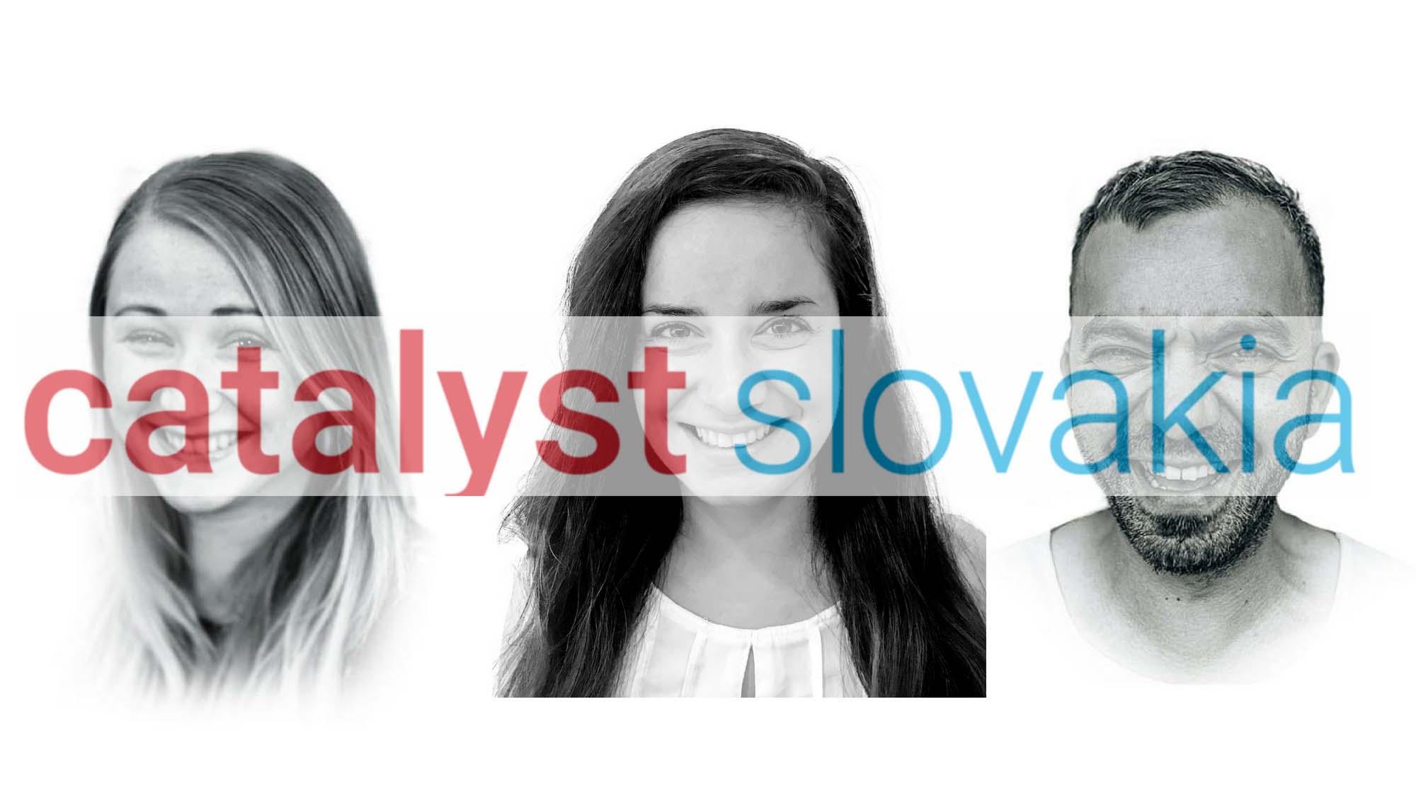 Catalyst Slovakia team