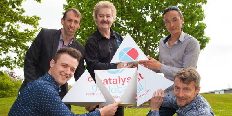 Team Challenge Company join Catalyst Network