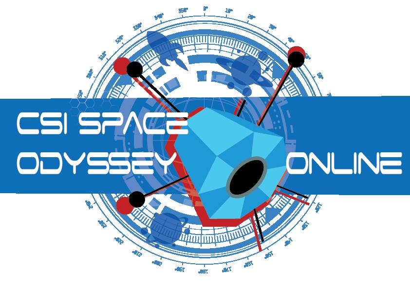 CSI Space Odyssey - Online Team Building