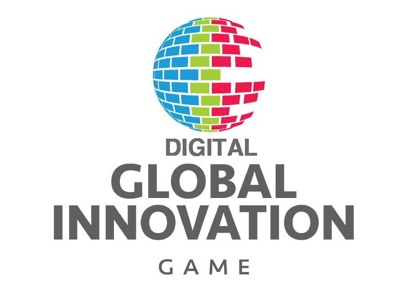 Global Innovation Game Digital Logo