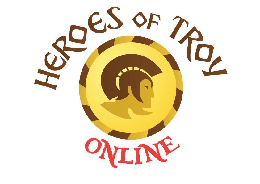 Heroes of Troy Online Logo